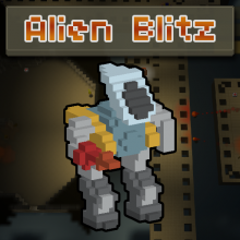 Alien Blitz has been greenlit!