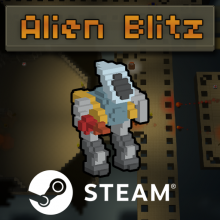 "Alien Blitz: Steam update 1.4.5, ""the controller update"""